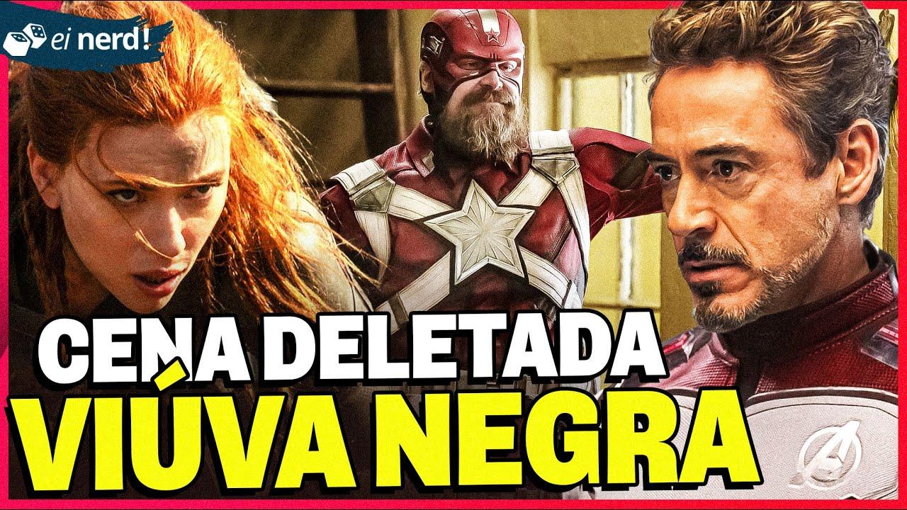 Download CENA DELATADA! PORQUE O TONY STARK NÃO APARECEU EM VIÚVA NEGRA