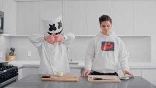 cooking with marshmello brazilian farofa alex aiono