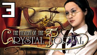 YAY Mystery of The Crystal Portal - 3 - Feeling Smart