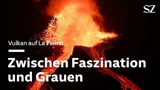 Vulkan auf La Palma: Zwischen Faszination und Grauen
