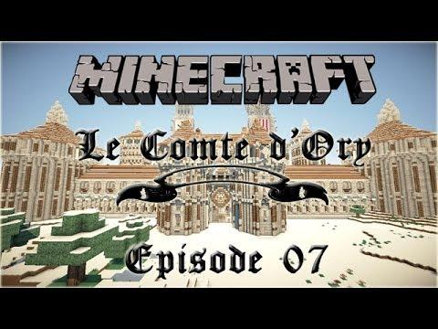 Minecraft : Le Comte d'Ory Ep 07