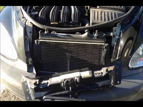 PT Cruiser Radiator Fan - YouTube