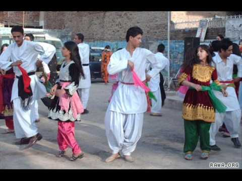 pashto new attan song by hamayun khan