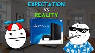 Getting Gifts from Uncle Be Like!! - Expectations VS Reality