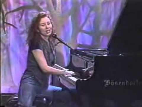 tori amos winter leno 1993