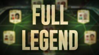FIFA 15 - TIME FULL LEGEND