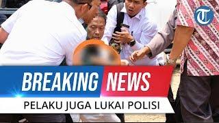Setelah Wiranto Ditusuk, Ada Polisi Juga Jadi Korban