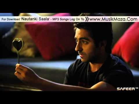 Sapna Mera Toota (Full Song) - Rahat Fateh Ali Khan - Nautanki Saala 2013
