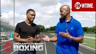Errol Spence Jr. on Homecoming, Unifications & Legacy | SHOWTIME CHAMPIONSHIP BOXING