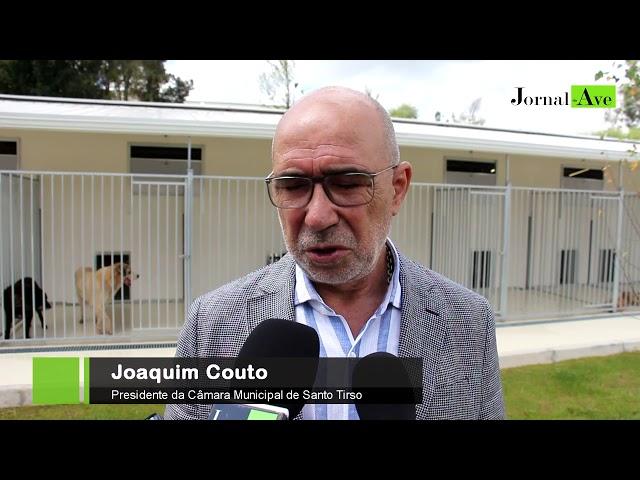 Canil/gatil de Santo Tirso inaugurado