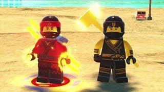 The LEGO Ninjago Movie Video Game - All Ninjago Characters