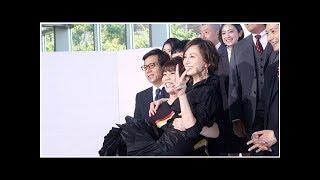 米倉涼子、吉田沙保里にお姫様抱っこされ衝撃!「ふっと浮く感じ」| New...