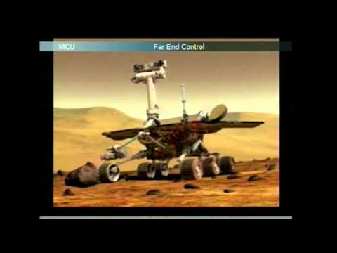Space Jam 6, NASA Digital Learning Network, Johnson Space Center - Mission to Mars
