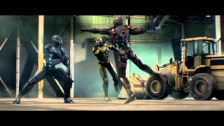 Street Fighter vs Mortal Kombat - The Movie (Trailer 2015)