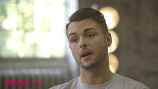 Union J's Jaymi interviewed by blinkbox Music