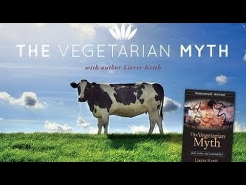 Live to 110 Podcast #16: The Vegetarian Myth with Lierre Keith