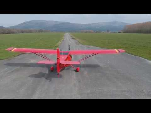 Denbigh Gliding - A day of exploring Wales