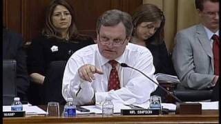 Congressman Mike Simpson Receives Commitment that DOE will abide by Settlement Agreement