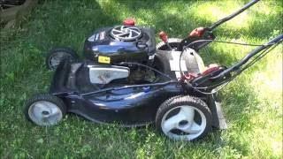 Replacing Craftsman Lawn Mower Rear Drive Cable