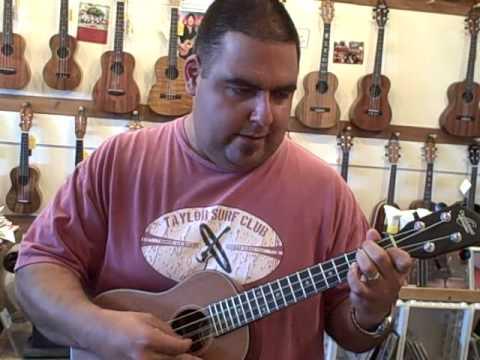 ukulele low g string versus high g string youtube. Black Bedroom Furniture Sets. Home Design Ideas