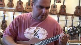Ukulele Low G String versus High G String