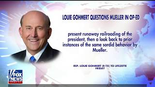 Gohmert on Rudy Giuliani Comments & Ongoing Mueller Investigation