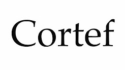 How to Pronounce Cortef