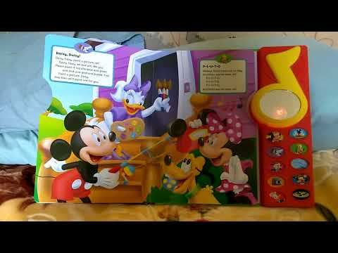 Mickey Mouse Clubhouse Sing-Along Songs (Play a Song Book)