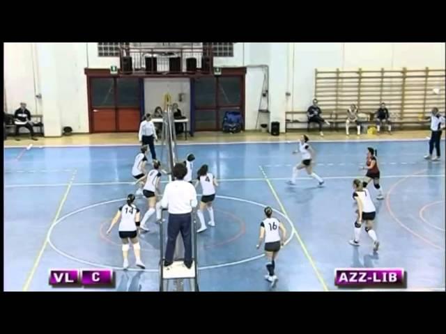 Azzurra Terni vs Libertas PG - 1° Set