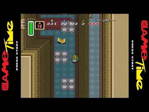 Legend of Zelda A Link to the Past Rom Hack | Master Quest #1 w/GameTime
