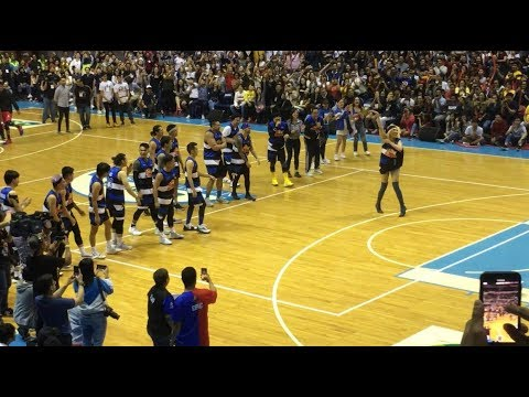 TEAM VICE INTRODUCTION   ALL STAR GAMES 2019   ABS CBN BASKETBALL GAMES 2019