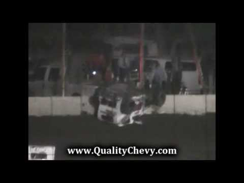 Spins and Crashes Barona Speedway 6/22/2013