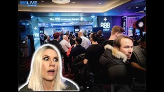 Head of Poker at Aspers Casino Addresses MASSIVE Field