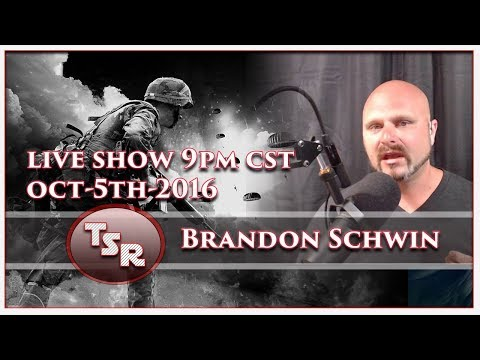 TSR 122: Brandon Schwin and Secret Warriors on Battlefield Earth