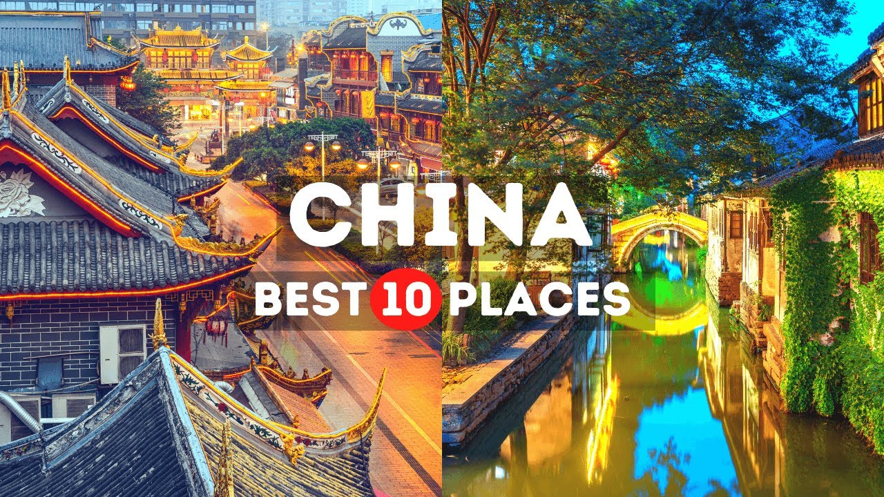 Download Amazing Places to Visit in China - Travel Video