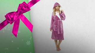 Fashion Sale! Up To 40% Off On Bathrobes Women