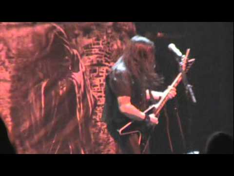 TESTAMENT live at NAMM show 2012