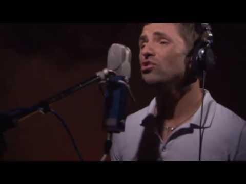 Marc Dupré - Entre deux mondes (Vidéoclip studio)