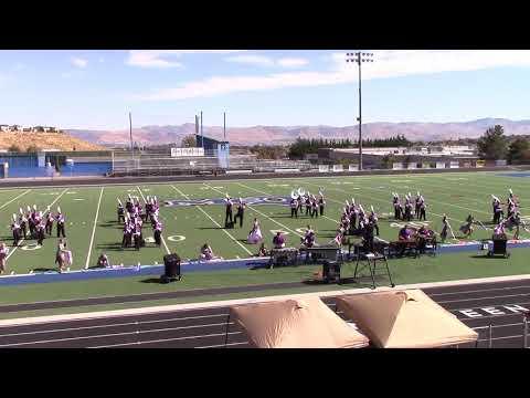 Spanish Springs High School Cougar Band 2017 - McQueen Extravaganza