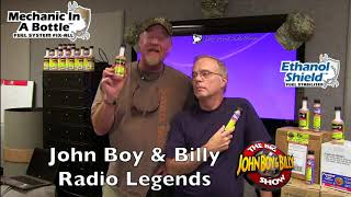 John Boy and Billy Radio Legends