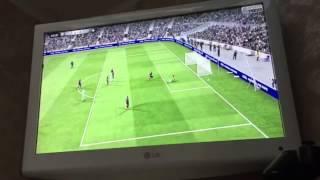 FIFA 15 torneo spagnolo fc Barcellona vs Betis