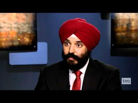 Navdeep Bains: Civically-minded Sikhs