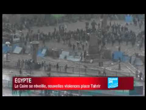 france 24 en direct de la place tahrir assi g e youtube. Black Bedroom Furniture Sets. Home Design Ideas