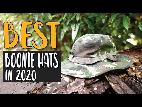 Best Boonie Hats In 2020 – Cheap & High Quality Products!