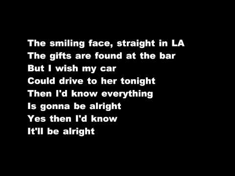 Joshua Radin - Everything'll Be Alright (lyrics)