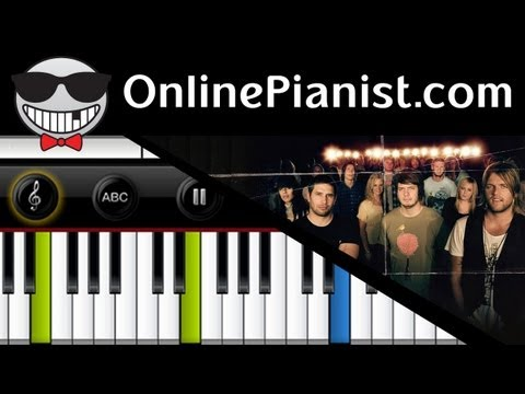 Hillsong United - Mighty To Save - Piano Tutorial & Sheets