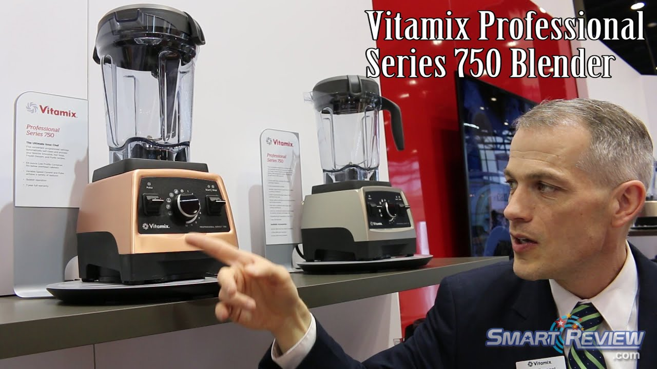 ihhs vitamix 750 blender gseries chicago home show youtube - Vitamix 750