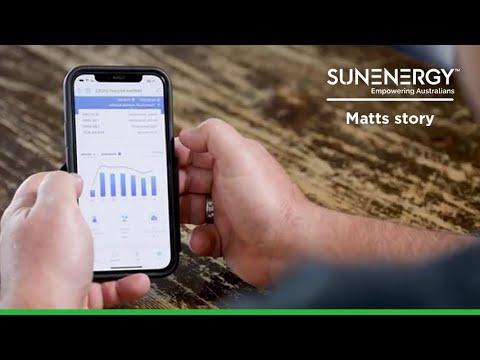 SunEnergy Customer Story - Matt