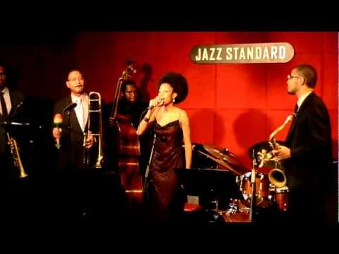 Jazzmeia Horn- WINARD HARPER & JELI POSSE AT THE JAZZ STANDARD- Motherless Child