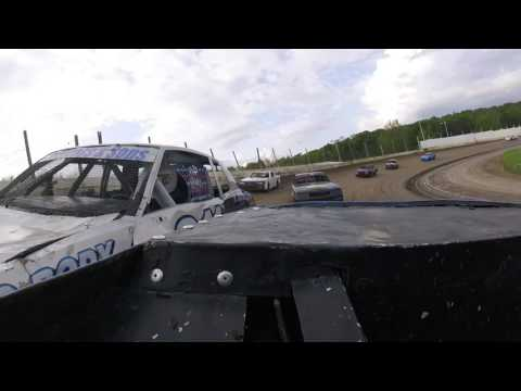 6-17-17 Lebanon Valley Speedway Marty's Detailing Rear View camera  PART 2